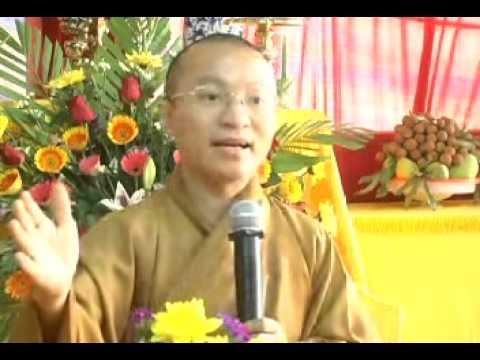 Tấm lòng vị tha - Phần 2/2 -(26/06/2008) video do Thích Nhật Từ giảng