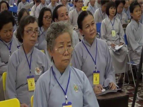 Phật Tử Tại Gia 42: Oai Nghi Của Người Phật Tử  (phần 2)