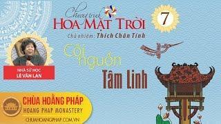 Hoa Mặt Trời Kỳ 7 - Gs. Lê Văn Lan