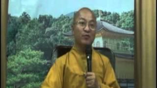Kinh Quán Vô Lượng Thọ 03: Quán Tưởng Phật và Bồ Tát (30/09/2012) video do Thích Nhật Từ giảng