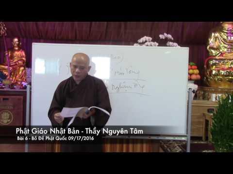 Phật Giáo Nhật Bản - Bài 06