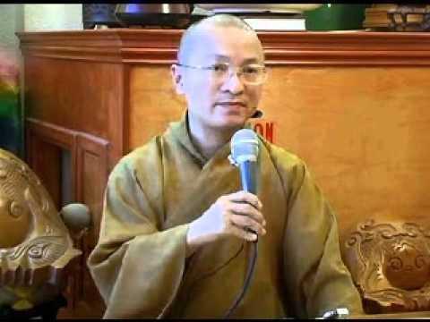 Kinh Phước Đức 7: Sống trong hạnh phúc (02/08/2008) video do Thích Nhật Từ giảng