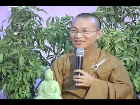 Giải Trừ Nghiệp Chướng Trong Kinh Dược Sư (01/02/2009) video do Thích Nhật Từ giảng