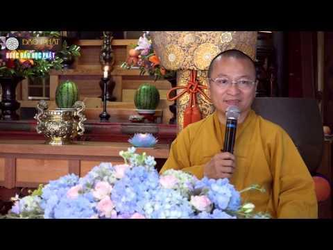 Bước đầu học Phật