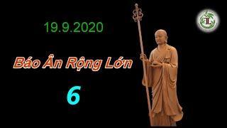 Báo Ân Rộng Lớn 6 - Thầy Thích Pháp Hòa (Tv Trúc Lâm, Ngày 19.9.2020)