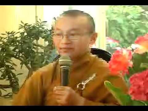 Triết Lý Về Đất - Phần 1/3 (20/06/2007) video do Thích Nhật Từ giảng