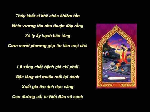 Kệ Phật Sử: 6 Thoát Tục - Nhạc Võ Tá Hân - Thi Kệ Thích Giác Đẳng
