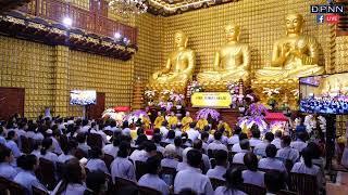 Trực tiếp: Tụng kinh Phật Căn Bản tại Chùa Giác Ngộ, ngày 17-05-2020
