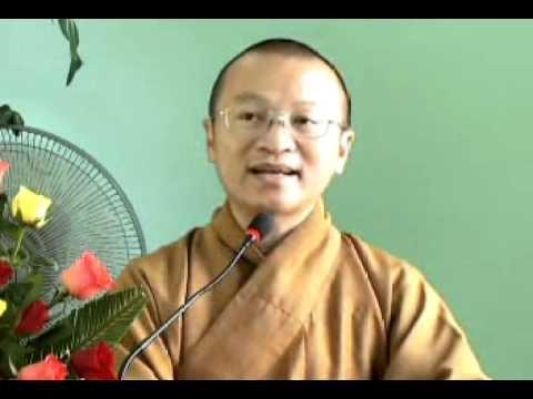 Vấn đáp 1: Trợ Tử, Hộ Niệm Và Hồi Hướng (02/07/2009) video do TT Thích Nhật Từ giảng
