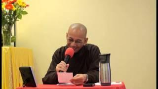 Tọa Đàm Về Hộ Niệm (Tại Tịnh Tông Học Hội, Oregon, Mỹ Quốc) (27/4/2013)