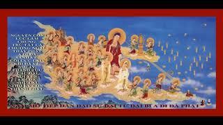 Kinh Hoa Nghiêm (104-107) Tịnh Liên Nghiêm Xuân Hồng - giảng giải