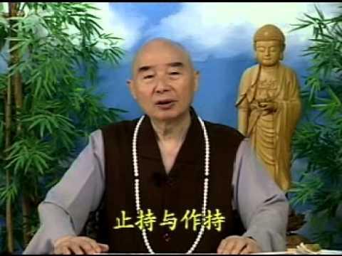 (2-4) Kinh A Nan Hỏi Phật Việc Tốt Xấu - Pháp Sư Tịnh Không Chủ Giảng
