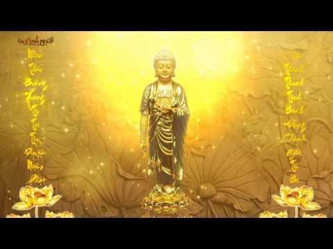Niệm A Di Đà Phật (Cùng Thầy, Niệm Chậm) (Hình Động, Rất Hay)