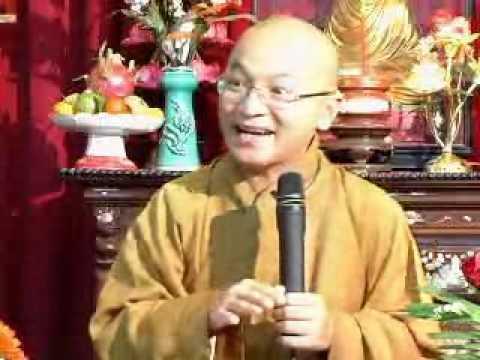Bản Chất Của Đạo Đức (18/11/2006) video do Thích Nhật Từ giảng