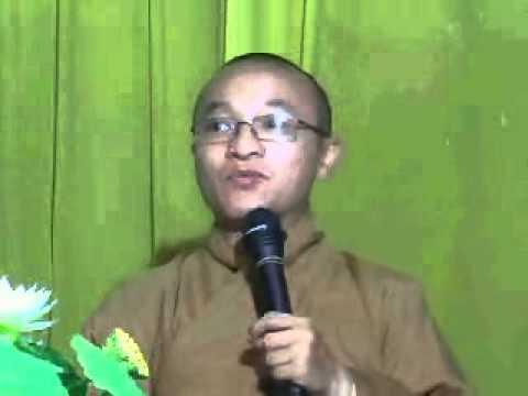 Kinh Trung Bộ 069: Hành giả tâm linh (08/04/2007) video do Thích Nhật Từ giảng