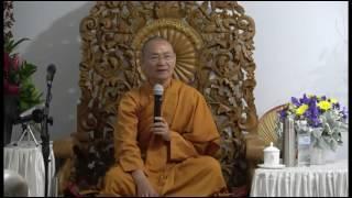 Hướng dẫn thiền- tại Parami Dhamma Centre,Sydney- HT. Viên Minh giảng (19.11.2016)