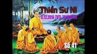 Thiền sư Ni - Bài 41
