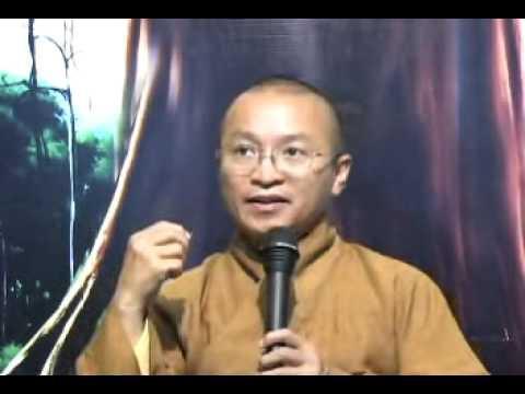 Kinh Trung Bộ 117: Chánh đạo (14/12/2008) video do Thích Nhật Từ giảng