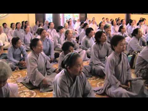 Học theo Phật một điều thôi