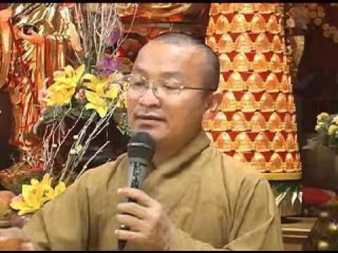 Mười điều tâm niệm 5-7: Thái độ lập nghiệp (23/08/2008) video do Thích Nhật Từ giảng