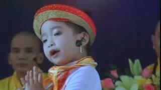 GĐPT - VU LAN VỀ - Nhạc Võ Tá Hân - Thơ Tuệ Kiên - Bé Ngọc Ngân trình bày