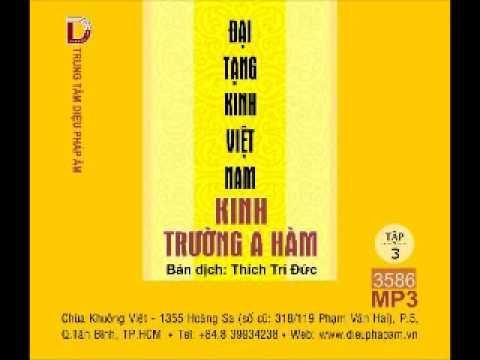 Đại Tạng Kinh Việt Nam - Kinh Trường A Hàm (Tập 3)