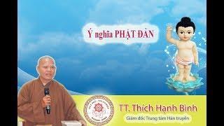 Ý nghĩa ngày Phật Đản 2018