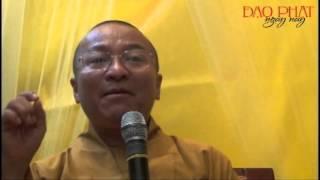 Ý Nghĩa Cầu Siêu Thai Nhi (04/11/2012) video do Thích Nhật Từ giảng