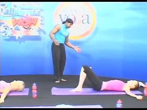 Yoga cho mọi người - YOGA MASTER KAMAL  - Phần 3