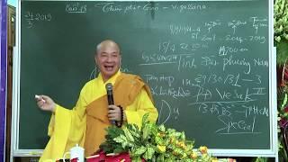 Thầy Trí Huệ giới thiệu về du học Nhật, Châu Âu - và bài Bát Chánh Đạo
