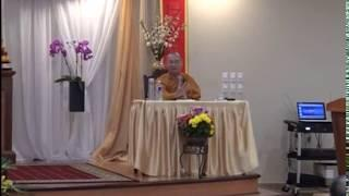 [13.05.2017] Pháp Đàm Vấn Đáp- HT. Viên Minh tại Trung Tâm Tu Học Thuận Pháp Staffor, Texas
