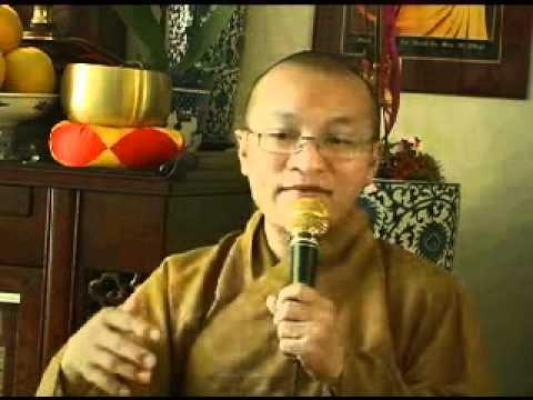 Tâm và hành vi - Phần 1/2 (03/07/2007) video do Thích Nhật Từ giảng