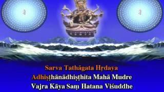 Karaoke: Phật Đỉnh Tôn Thắng Đà-La-Ni