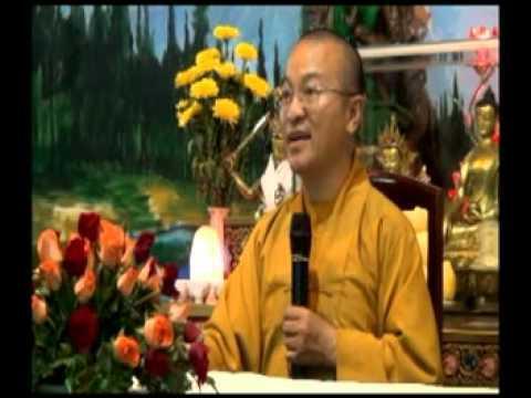 Kinh Thập Thiện 08: Vượt qua thị phi, nói lời hữu ích (26/05/2012) video do Thích Nhật Từ giảng