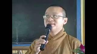 Trọng tâm của phát triển bền vững (09/06/2007) video do Thích Nhật Từ giảng