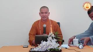 Trung bộ Kinh 100 Kinh Sangàrava - Thầy Thích Thiện Xuân giảng