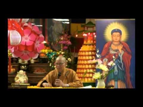 Pháp Thoại (Khóa Tu Phật Thất Kỳ 2)