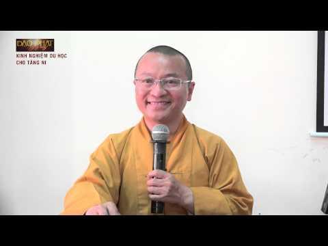 Vấn đáp: Tùy duyên bất biến, niềm tin Đại Thừa, thu hút Phật tử, cầu siêu trong kinh Địa Tạng