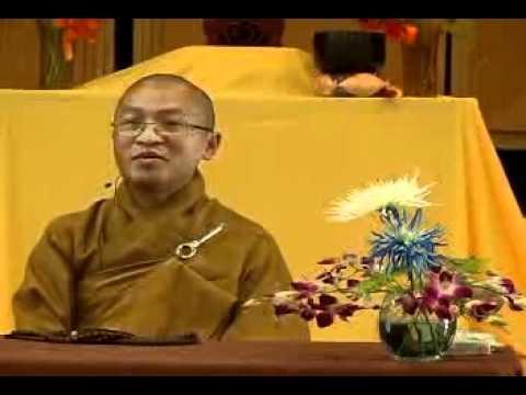 Tứ Vô Lượng Tâm: Hỷ Xả (Phần 1-2) (15/07/2007) video do TT Thích Nhật Từ giảng