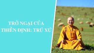 Trở ngại của Thiền định: TRÚ XỨ | Thích Nhật Từ