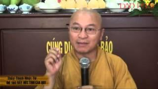 Bảy Đức Tính Cao Quý (11/04/2013) video do Thích Nhật Từ giảng