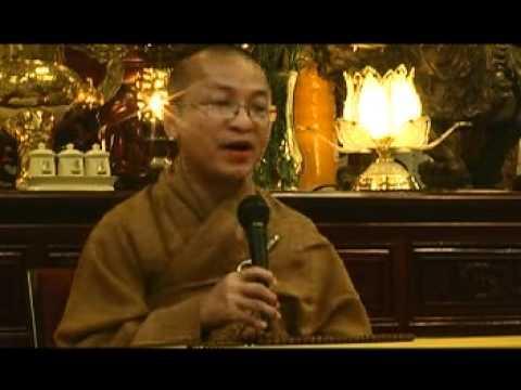 Đem Phật về nhà A (04/08/2007) video do Thích Nhật Từ giảng