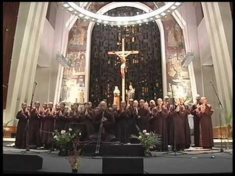 Niệm Bồ tát quán thế âm tại thánh đường