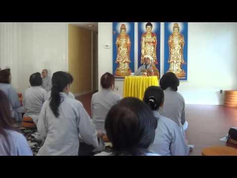 Pháp Thoại (Giảng Tại Ni Viện Phổ Hiền, 2015) (Phần 6)
