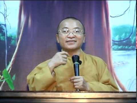 Kinh Pháp Cú 23: Tự điều phục và hạnh phúc (08/05/2011) video do Thích Nhật Từ giảng