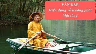 Hiểu cho đúng về giá trị tụng thần chú theo tinh thần đạo Phật