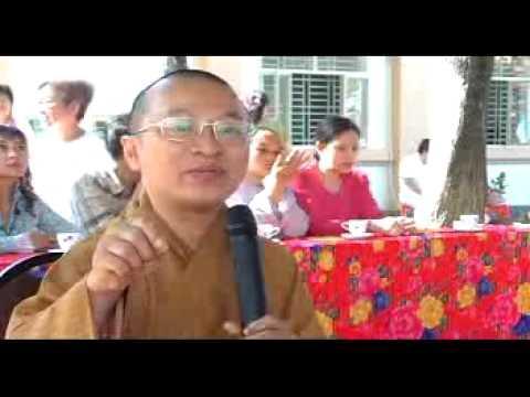 Hạnh phúc trong tầm tay - trọn bài (04/12/2008) video do Thích Nhật Từ giảng