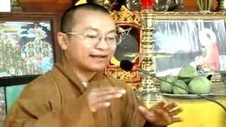 Phương Pháp Niệm Phật - Phần 1/2 (01/07/2008) video do Thích Nhật Từ giảng