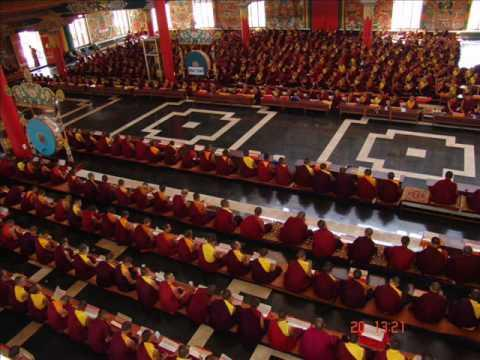 TIBETAN BUDDHIST SONG