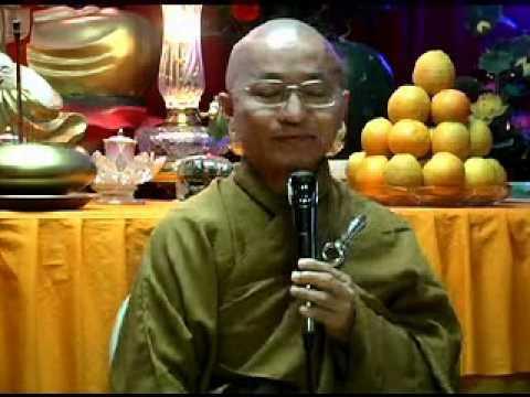 Cầu An Khánh Tuế (16/08/2008) video do Thích Nhật Từ giảng
